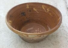 Very Large Vintage Ceramic Bowl/Basin From Andalucia, Spain