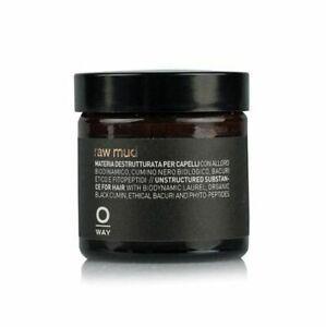 Oway RAW Mud 50ml Organic Hair products Styling mud paste fiber clay