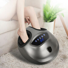 Heat Foot Massager Relieve Muscle Pain Improve Blood Circulation Portable Device