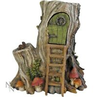 Sacred Log / Fairy House / Fairy Dwelling / Nemesis Now