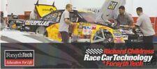 2016 Ryan Newman Richard Childress Racing ForsythTech PRI Show NASCAR handout