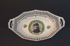 German Porcelain Bismarck Bowl