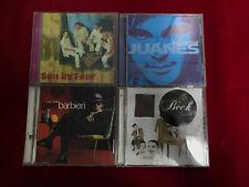 CD - Juanes, Garo Barbieri, Beck Guero, Son By Four