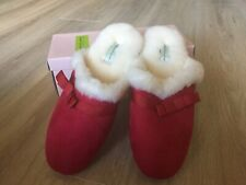 PATRICIA GREEN SLIPPERS SIZE 9