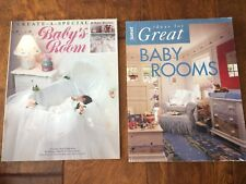 2 baby room books Create a Special Baby's Room Great ideas for baby room Sunset