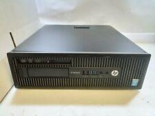 - (GRADE A) HP ELITEDESK 800 G1 SFF W/i5-4590 CPU/4G RAM/500G HDD/USB WIFI/WIN 7