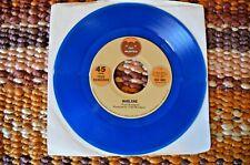 TODD RUNDGREN ~ BLUE VINYL 45 ~ Marlene, I Saw The Light 1972 BEARSVILLE RECORDS