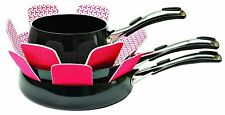 Envision Home Cookware Guards Pot Protectors 3 PACK for Pots Pans Skillets