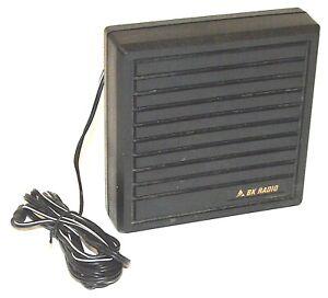 Bendix King BK Radio LAA0261 External Speaker *Used*