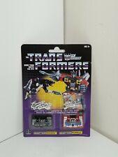 NEW Walmart Reissue Transformers G1 Cassettes Ravage & Rumble Decepticon Figures
