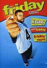 Friday 3 Movie Collection [2 Discs] DVD Region 1