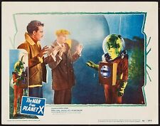 Man from Planet X Original Vintage Lobby Card Sci Fi Movie Poster 1951