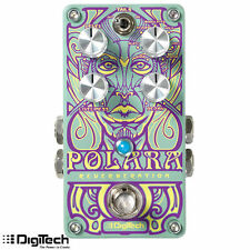 Digitech Polara Stereo Lexicon Reverb Guitar Effects Pedal True Bypass