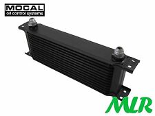 UNIVERSAL MOTORSPORT MOCAL 10 ROW OIL COOLER -10JIC -10 AN-10 OC5107-10 AAB