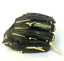 "Mizuno GFN1200 B1 Professional Model Glove Leather 12"" for Left Handed Throwing"