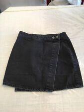 7e291a34c5 Denim Mini Asymmetrical Skirts for Women for sale   eBay