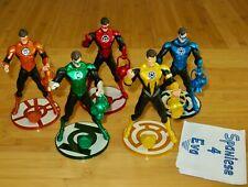 DC Direct SDCC 2009 Green Lantern Blackest Night limited edition set