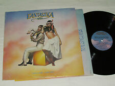 FANTASTICA Original Movie Soundtrack LP 1980 Acapella CAROLE LAURE/LEWIS FUREY