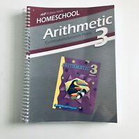 Abeka Arithmetic 3rd Grade Teacher Lesson Plans/Curriculum 2011