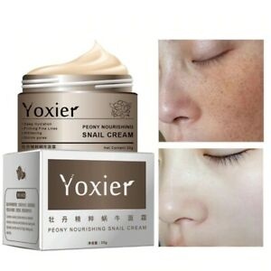Snail Essence Anti Aging WRINKLE Skin Lifting SERUM RETINOL VITAMIN C Face CREAM