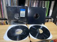 """GROOVE THEORY 2 12"""" Vinyl Record Singles Lot BABY LUV (1995) / TELL ME (Promo)"""