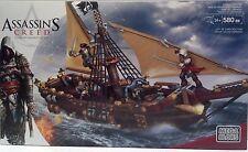 NEW Mega Bloks Assassin's Creed Gunboat Takeover Building Set 94308 Retired