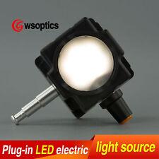 Biological microscope LED light source Lamp Children student Adjustable USB