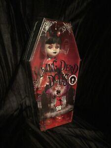Living Dead Dolls Mystery Sin 20th Anniversary Series 35 LDD Mezco sullenToys
