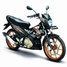 SUZUKI FU150 Raider 150 (Satria F150 ) Service , Owner's and Parts Manual CD
