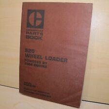 Cat Caterpillar 920 Wheel Loader Parts Manual Book Catalog Spare 41j Series List