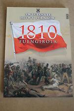 Winning the battles in the history of Poland Tom 20 Fuengirola 1810 Polish Book