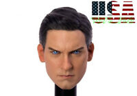 1/6 Spider-Man Tobey Maguire Head Sculpt 3.0 For Hot Toys PHICEN Male Body ❶USA❶