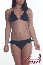 D89 maillot de bains coloris noir taille M