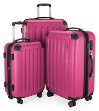 Bordgepäck Reisekoffer Hauptstadtkoffer Spree Pink 49l Handgepäck Trolley Koffer