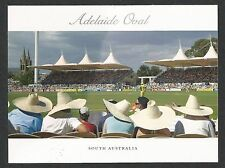 SA - c2000s POSTCARD - ADELAIDE OVAL, NORTH ADELAIDE, SOUTH AUSTRALIA