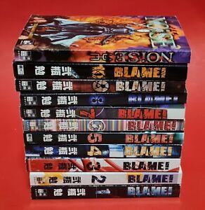 Blame Manga  Deutsch  Einzelbände auswählen