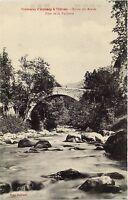 CPA Tramway d'Annecy á Thones - Route des Aravis -Pont de la Vacherie (248482)