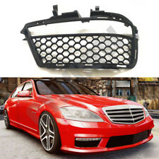 Surface Fog Lamp Frame Grill For Mercedes-Benz S-Class W221 S63/65 AMG 2006-13