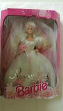 ROMANTIC BRIDE BARBIE DOLL. 1992.