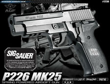 Academy Korea P226 MK25 Full Size Airsoft Pistol BB Replica Hand Toy Gun 6mm