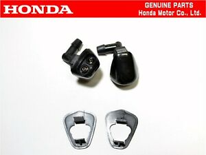 HONDA GENUINE 98-00 CIVIC EK9 EK4 Type-R SIR Front Windshield Washer Nozzle OEM
