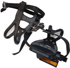 VP Pedals - VP-399TM Clip and strap pedal for racing bikes