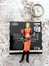 Final Fantasy VIII BANPRESTO 1999 Figure Keyholder 2 Key Chain Quistis