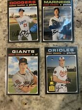 2020 Topps Heritage Lot - High # SP, Rookies, Inserts, And Chrome  (21 Cards)