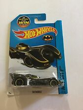 2013 Hot Wheels HW City 62/250 1989 Batman Movie Batmobile Yellow Stripes