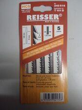 Reisser Jigsaw Blades, Ref 240516, T101D