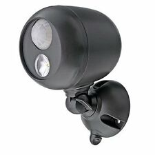 NEW LED Motion Sensor Bright Light Home Detection Battery Operated Waterproof