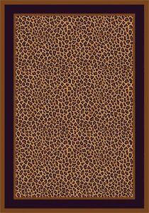 Milliken Top 30 Zimbala Leopard Area Rug