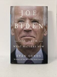 Joe Biden: The Life, the Run, and What Matters Now (Hardback or Cased Book)