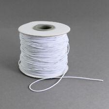 Un Rollo De Claro Como El Cristal Cordón Elástico//hilo 0.6 mm 1.0 mm 10 M Aprox 0.8 mm